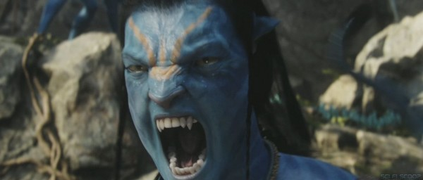 Angry Jake Sully - Avatar
