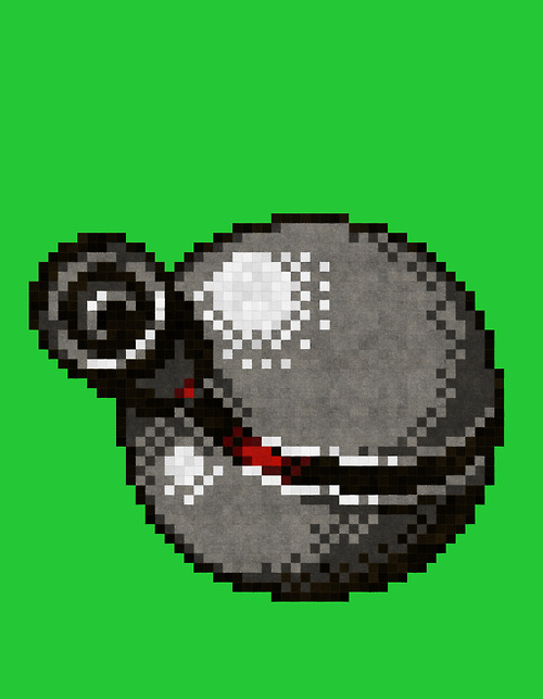 Cambot - MST3K Pixel Art