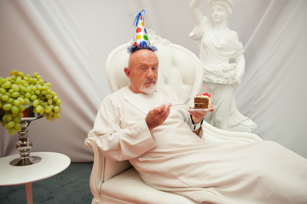 Buzz Hickey's Birthday - Community