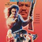 Killing American Style Poster - starring Robert Z'Dar and Jim Brown