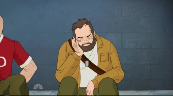 Sleep Apnea (Dan Harmon) - Community: G.I. Jeff