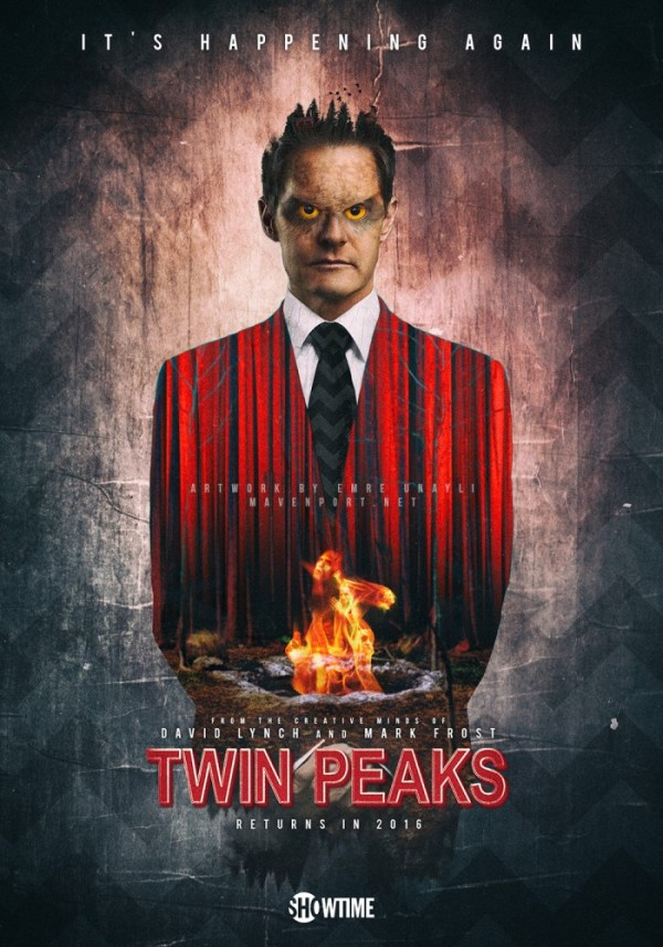 win Peaks 2017 - Kyle MacLachlan as Special Agent Dale Cooper 25 years later