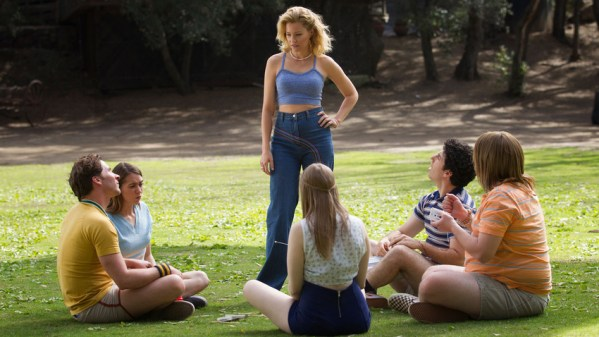 Elizabeth Banks as Lindsay - Wet Hot American Summer First Day of Camp