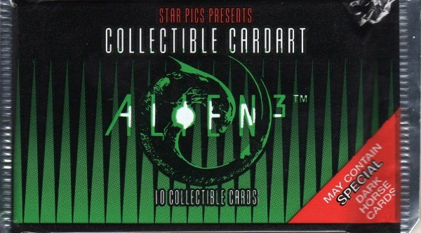 Alien 3 10-card StarPak