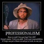 Torgo from Manos: The Hands of Fate is a professional - Mystery Science Theater 3000 Motivational Poster