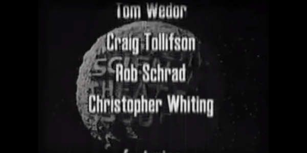Rob Schrab as Rob Schrad - MST3K 321 Santa Claus Conquers the Martians