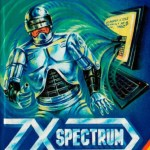 RoboCop on Russian ZX Spectrum book cover