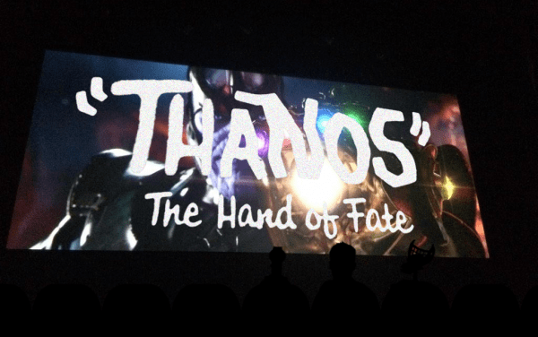 Thanos The Hands of Fate in MST3K Theater
