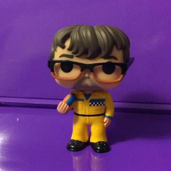 Jonah Heston - MST3K Funko Pop Vinyl - Jonah Ray Mystery Science Theater 3000