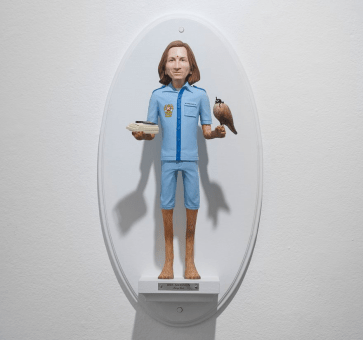 Wes Anderson by Mike Leavitt
