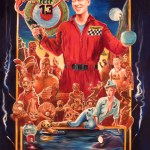 Big Trouble In Deep 13 By Brad Nelson - Mystery Science Theater 3000 Art