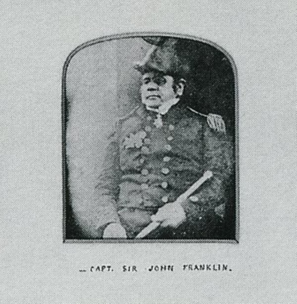 The Terror Real Sir John Franklin