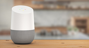 Glasovni asistent pametne kuće Google Home