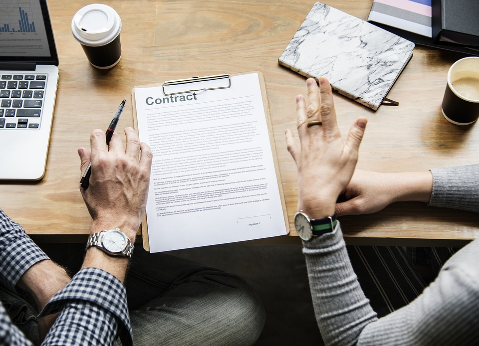 Creating Contracts From A Word Template Rowshare