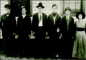 The O'Cleary Clan - from Mindy Halleck's collection