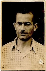A long time ago, my grandfather, Dumitru Morgovan