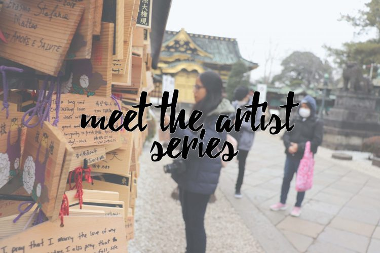 meet the artist • to grow