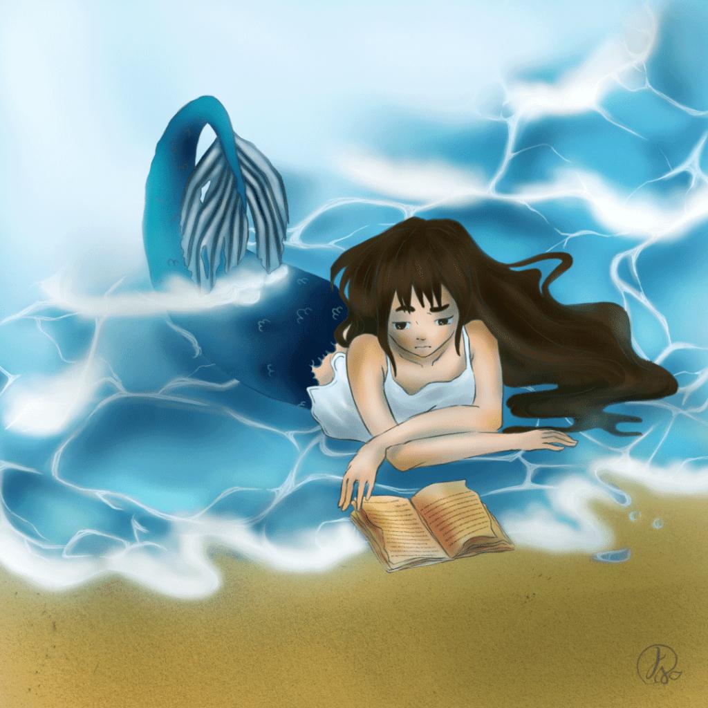 reading georgiana mermaid mermay