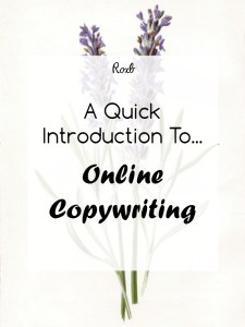 What is Online Copywriting
