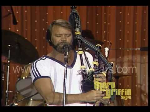 The Greatest Bagpipe Songs Of All Time - Who Knew Glen Campbell Could Play The Bagpipes?