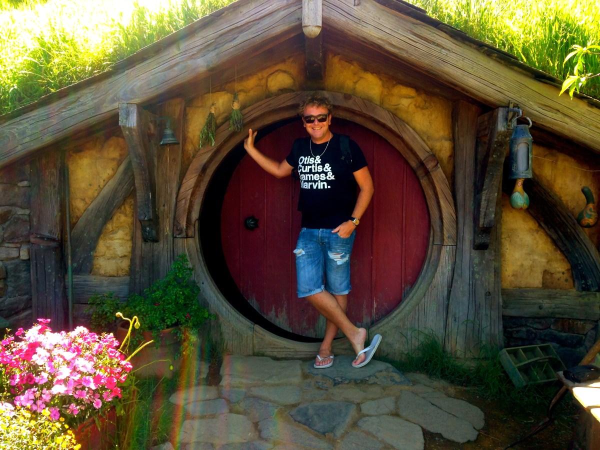 Hobbiton Top 40 Photos + The Thigh-busting Wairere Falls