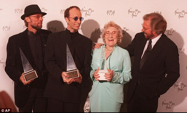 Bee Gees Mother Barbara Gibb Dies - 4 Deep Album Cuts From Each Of Her 4 Sons