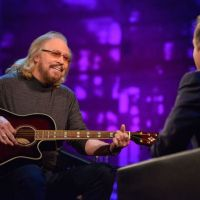 Barry Gibb On Piers Morgan's Life Stories