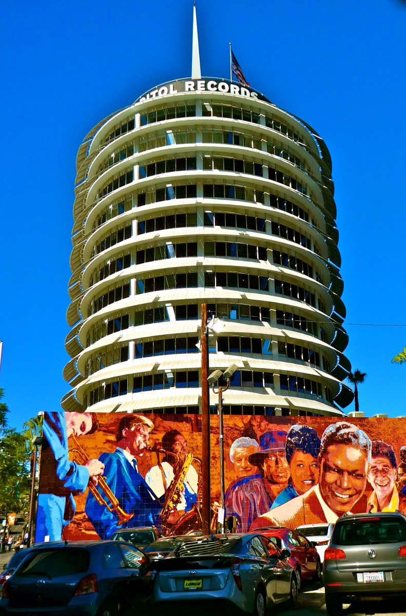 LA's Greatest Rock & Roll Hotels - My Let's Travel Mag Article On The Sunset Marquis & The Redbury