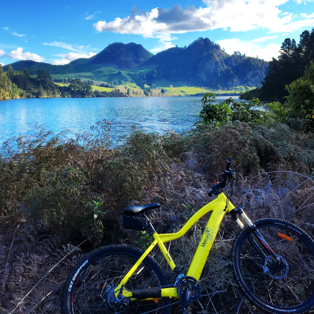 E-Biking The Waikato River Trails - My NZ Herald Article + Top 20 Photos
