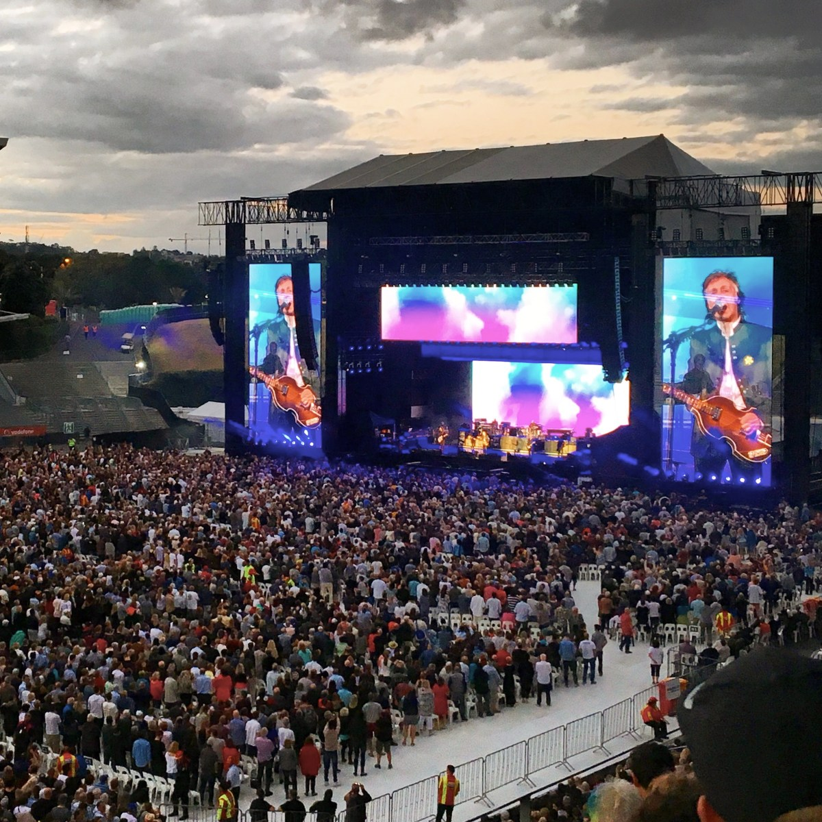 Paul McCartney Live: My NZ Herald Review Of His 'Profound' Auckland Concert