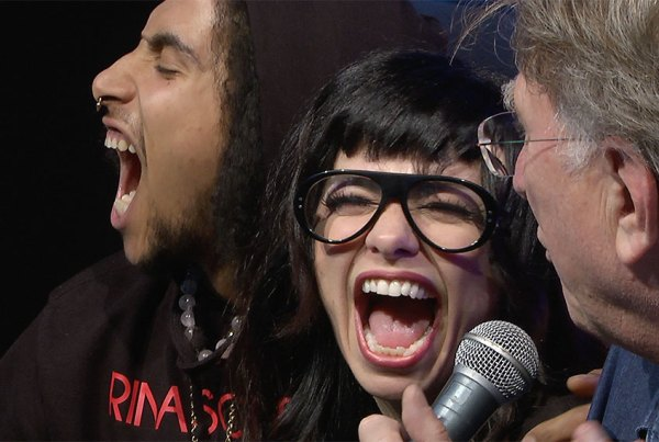 dolcenera-laioung-red-ronnie-barone-rosso-roxy-bar-tv2