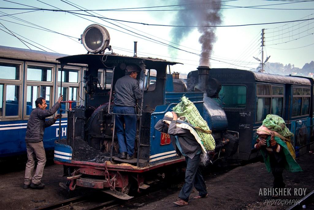 Darjeeling Himalayan Railway, Darjeeling, Abhishek Roy Photography