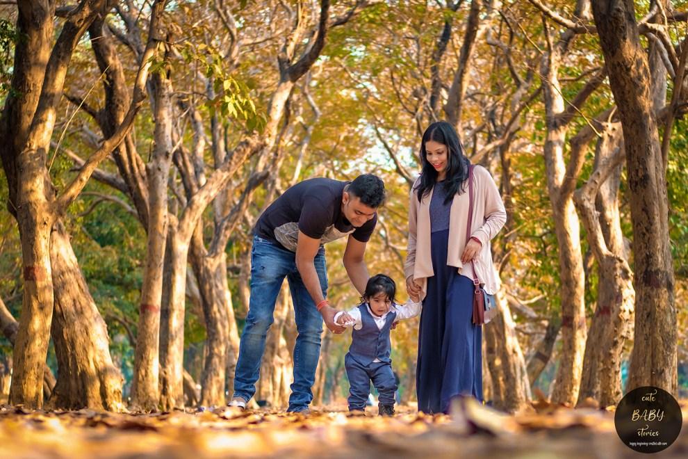 Babyshoot of Reeyansh: Baby Photography in Durgapur