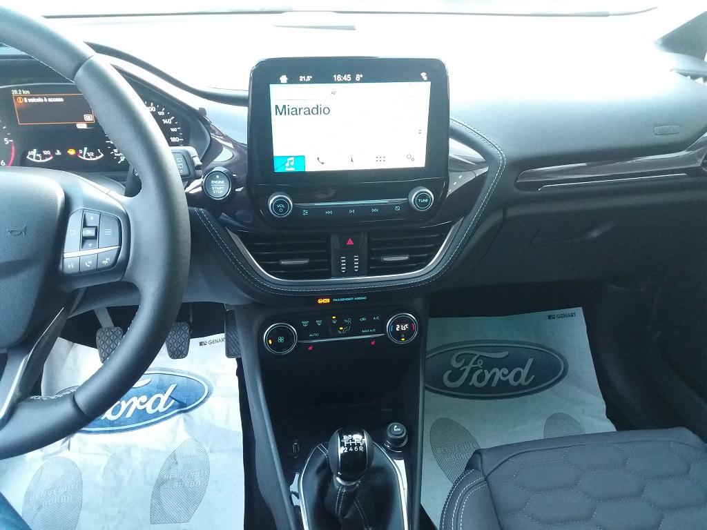 Ford Fiesta Vignale 1.5 TDCi 85 cv 5p (10)