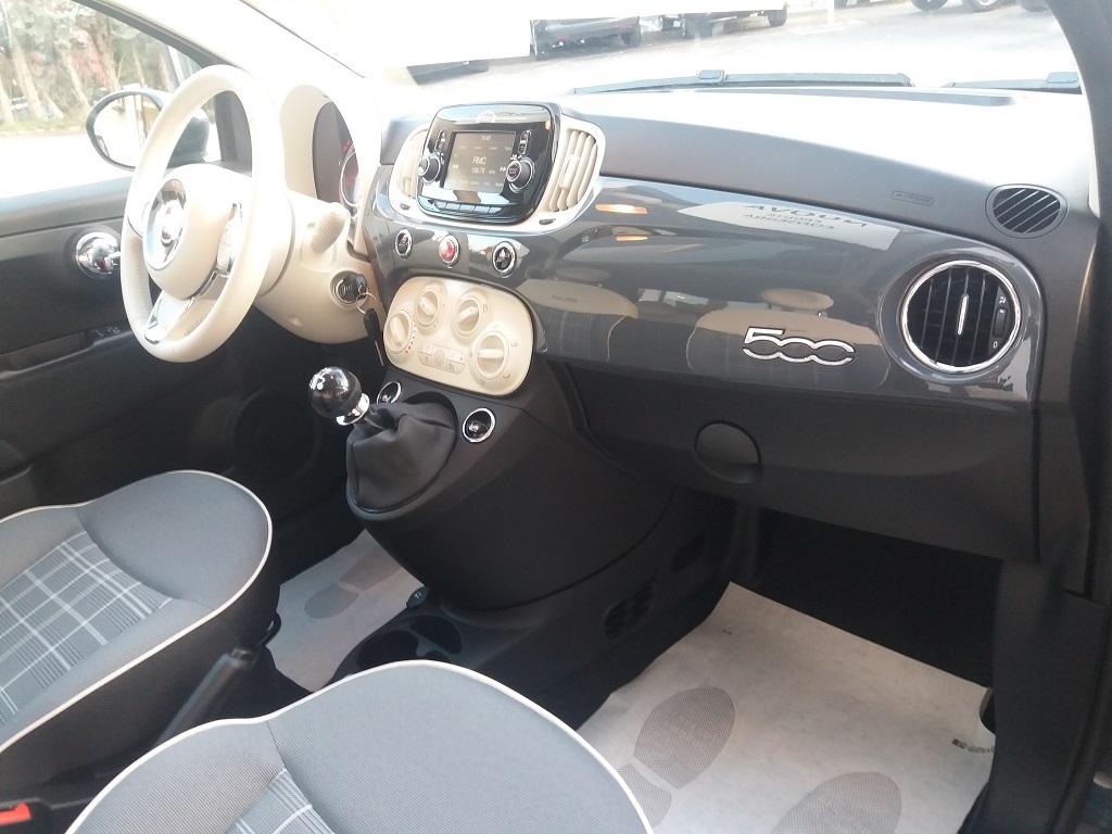 Fiat 500 1.2 69 cv Lounge (14)