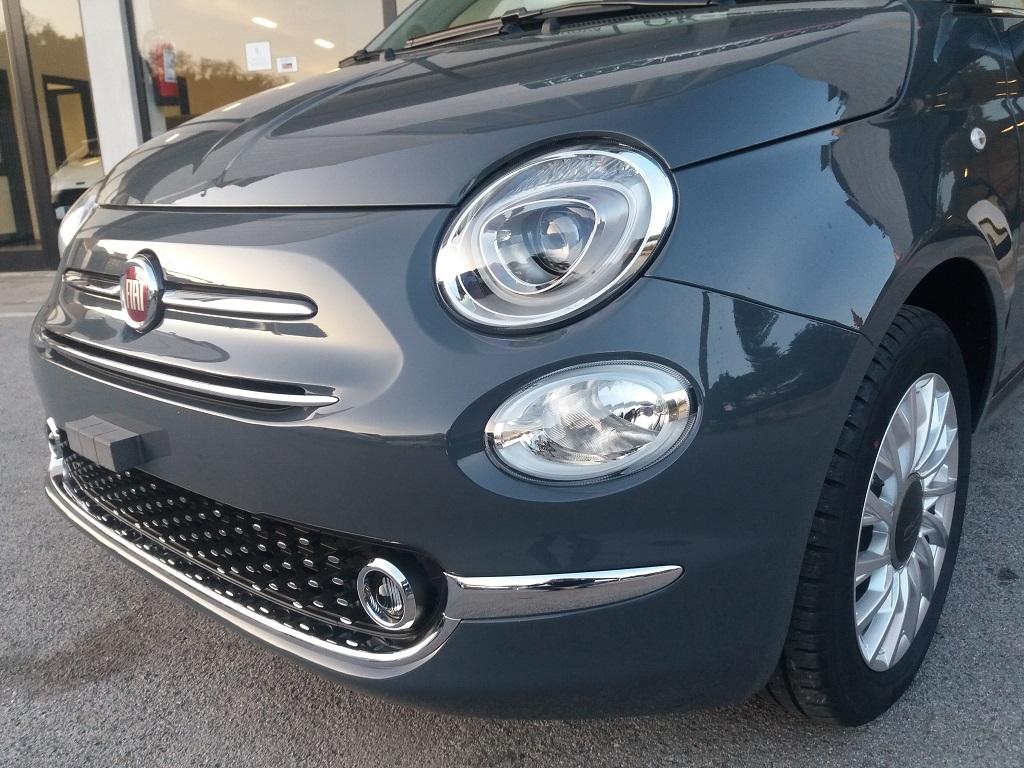 Fiat 500 1.2 69 cv Lounge (29)