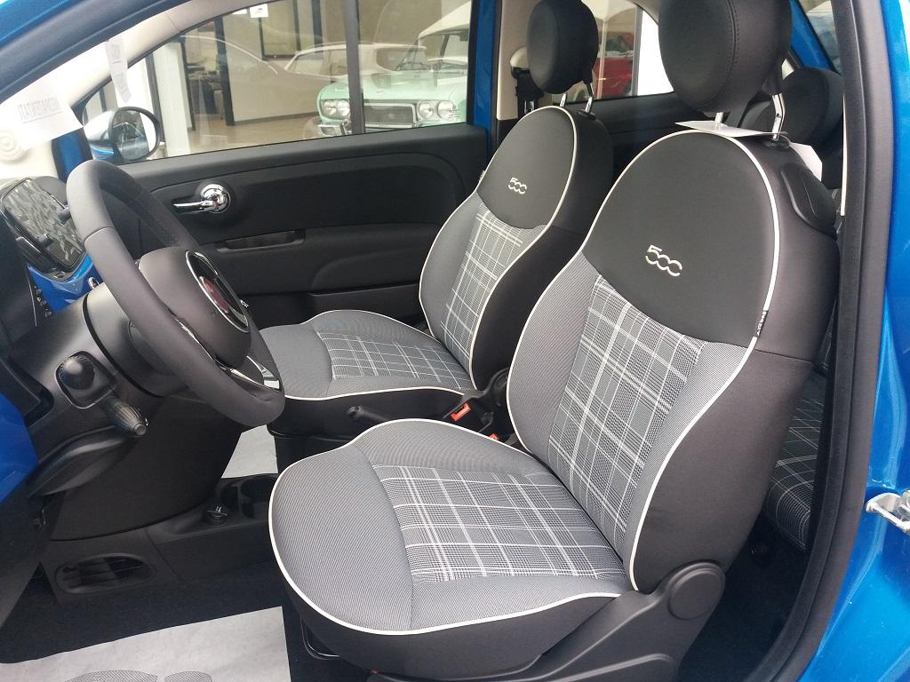 Fiat 500 1.2 69 cv Mirror (11)