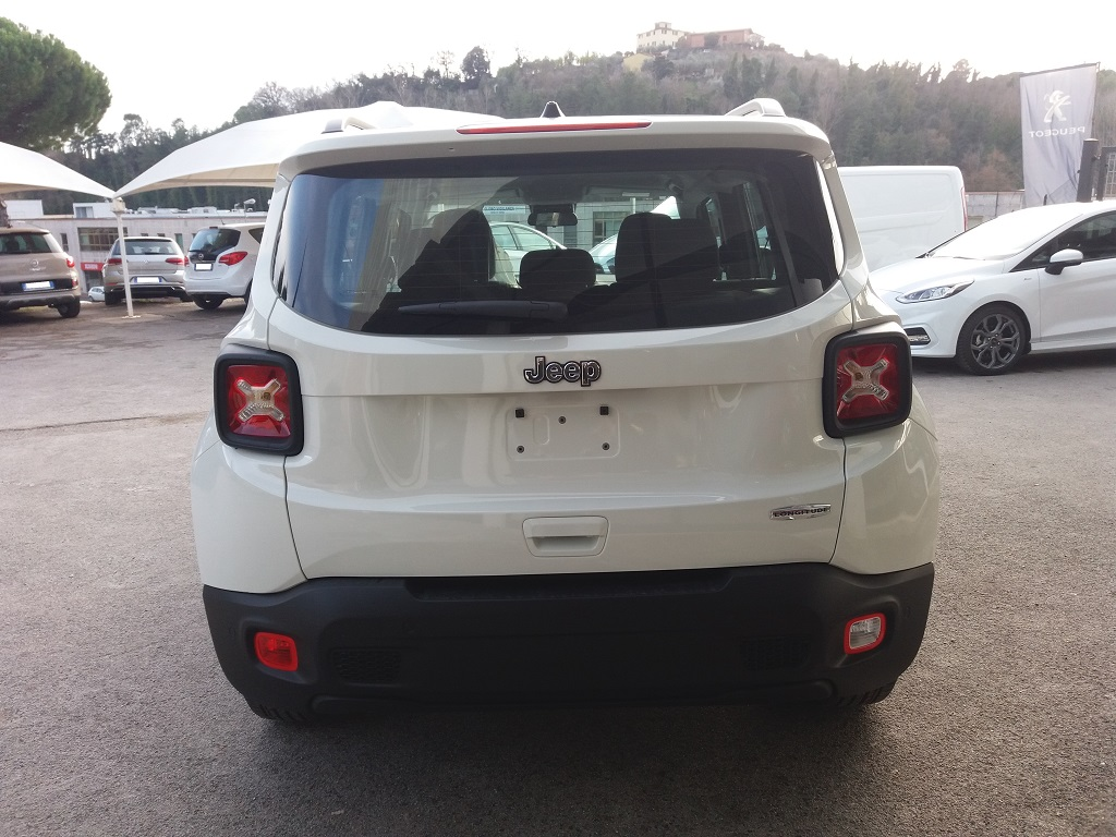 Jeep Renegade 1.6 MJET 120 cv Business MY19 (4)