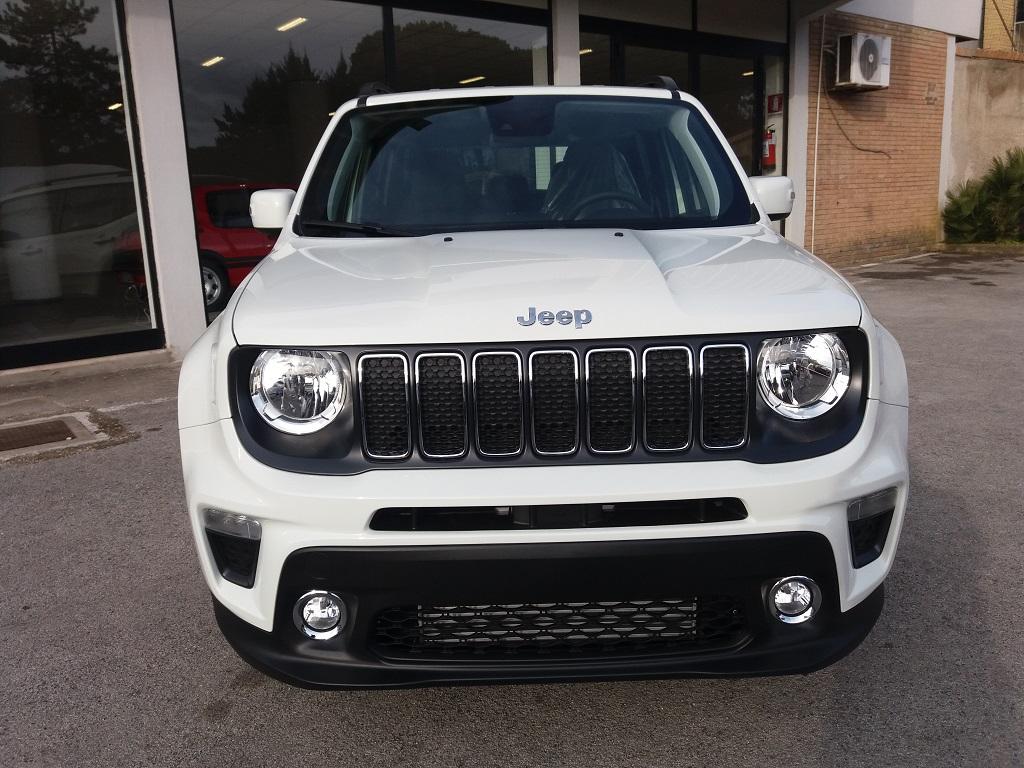 Jeep Renegade 1.6 MJET 120 cv Business MY19 (8)