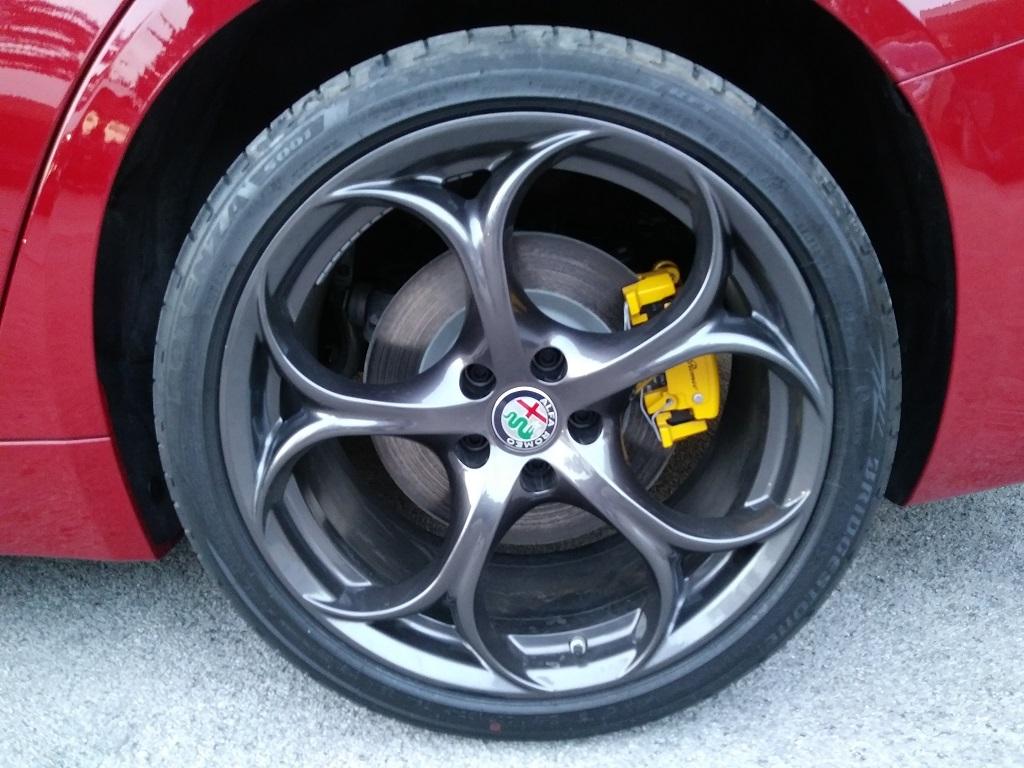 Alfa Romeo Giulia 2.2 Turbo Diesel 180 cv AT8 Super Sport Edition (40)