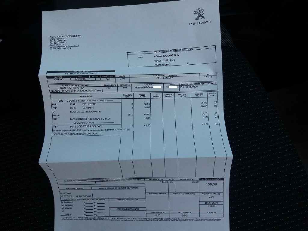 Peugeot 207 1.4 HDi 70 cv 3p Energie Sport (34)