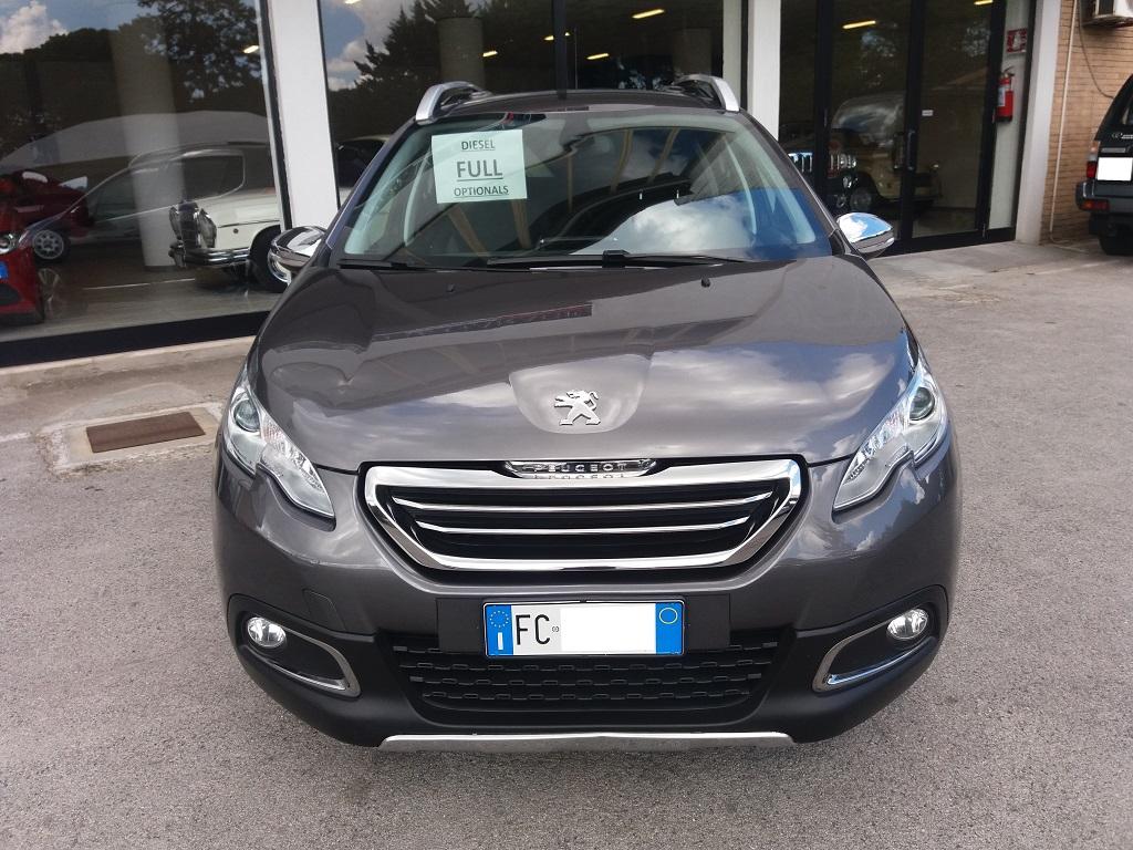 Peugeot 2008 BlueHDi 100 Allure (8)