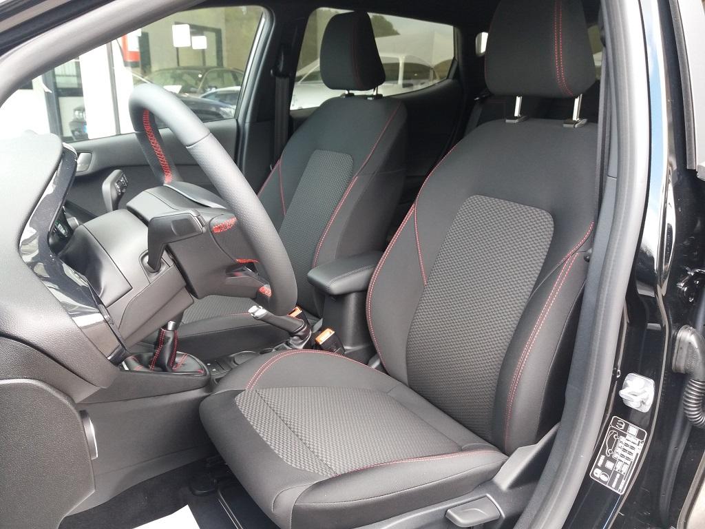 Ford Fiesta ST-Line 1.1 85 cv 5p (9)
