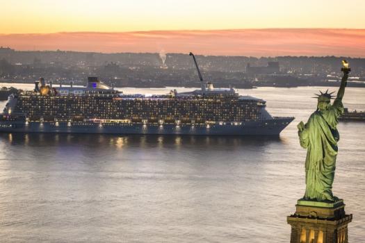Royal Caribbean New Ship Quantum