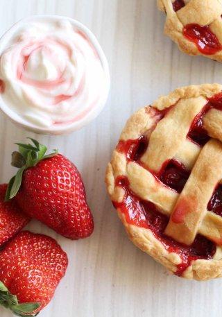 tartelettes fraises tarte