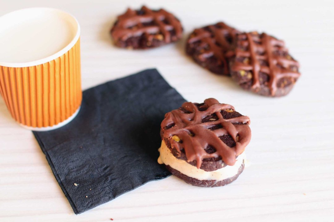 cookies laura todd glace vanille chocolat
