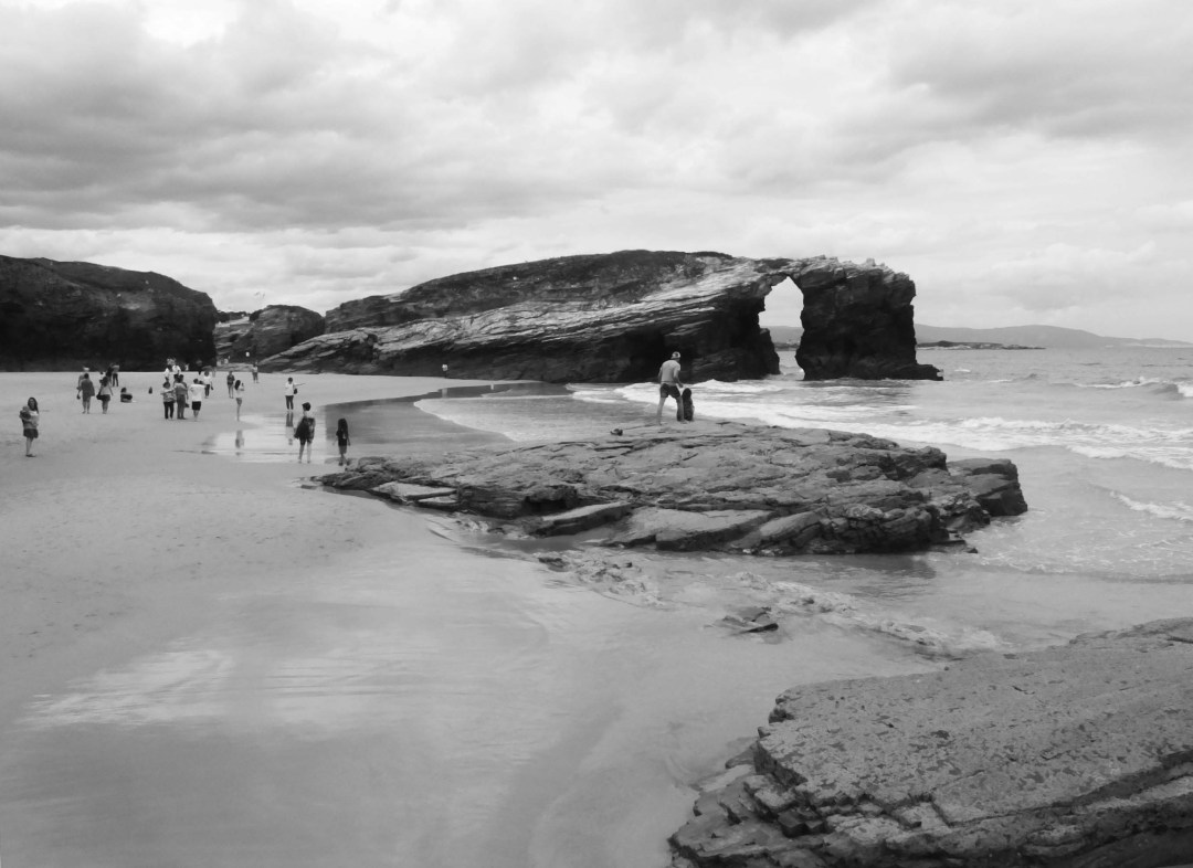 plage catedrales galice 5