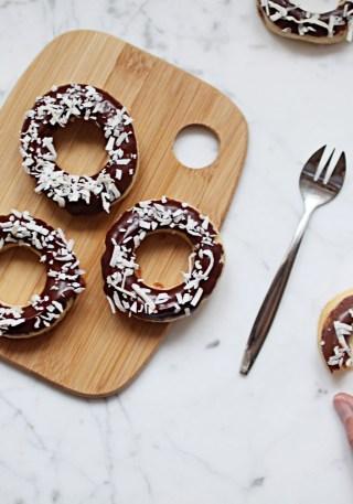 donuts gateau semoule recette