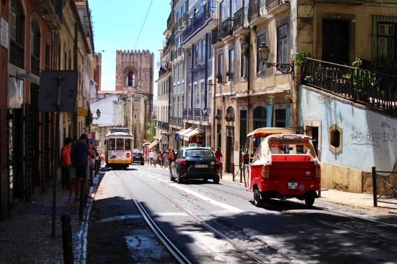 lisbonne tram rues royal chill blog voyage