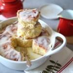 Cinnamon rolls parfaits {brioche roulée à la cannelle}